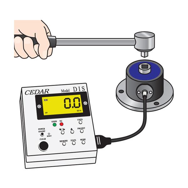 DIS-IP Digital Torque Tester