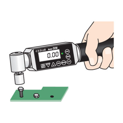 DIW Digital Torque Wrench / Tester