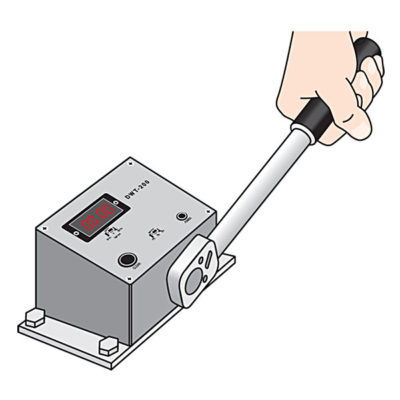 DWT-200 Manual Torque Wrench Calibrator