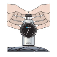 EX Series Durometer Application