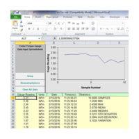 SW-1SV-USB Torque Data Acquisition Software