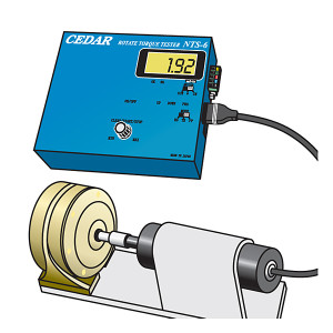 NTS-6 Rotating Friction Torque Tester