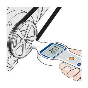 EHT-600 Digital Tachometer / Lengthmeter