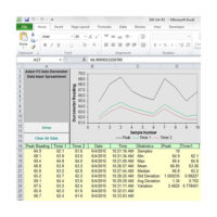 SW-1A-P2 Hardness Data Acquisition Software